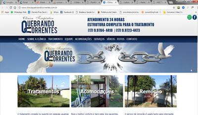 Clinica de Recuperação Fé em Dobro??????? - Clínica para Dependentes Químicos em Votuporanga na Região de São José do Rio Preto interior de São Paulo - Clinica para Drogados