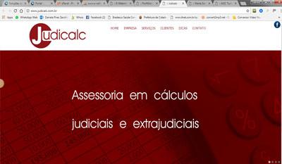 Judicalc  - Assessoria  em  cálculos judiciais, extrajudiciais e cálculos Trabalhistas - São Paulo/SP