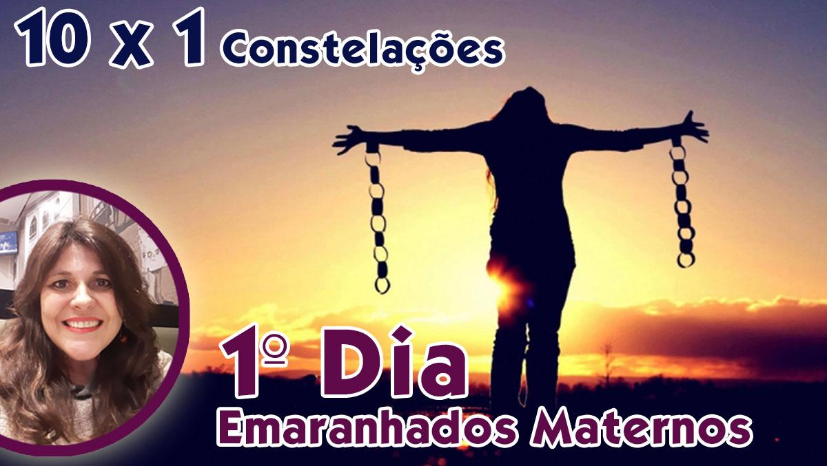 1º DIA 18/06/2020 - EMARANHADOS SISTÊMICOS* DA ANCESTRALIDADE MATERNA
