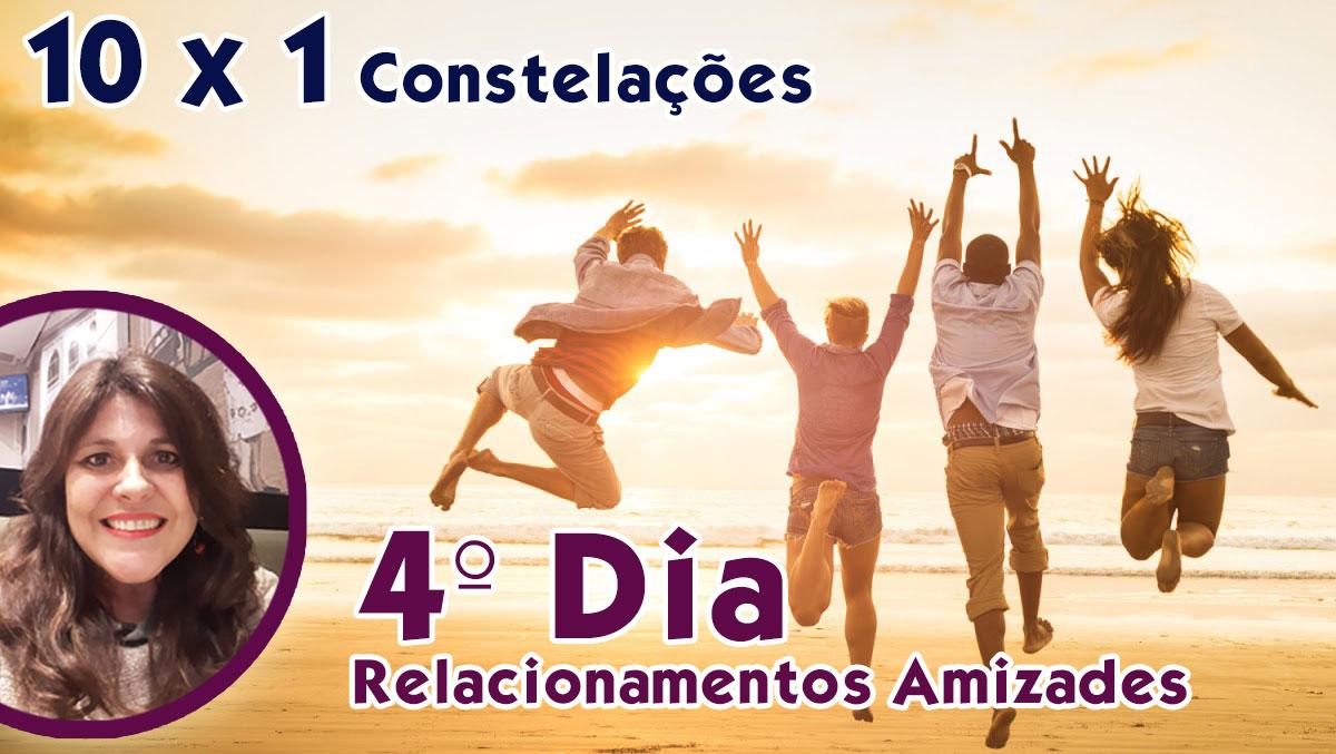 4º DIA 21/06/2020 - AMIZADES